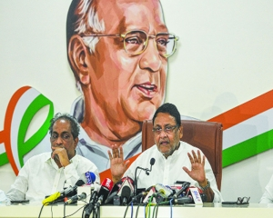 NCB released 3 after BJP leaders' call, alleges NCP