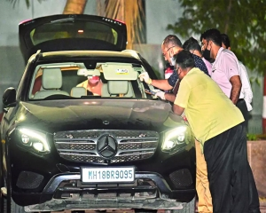 NIA searches Waze's office, seizes high-end car used by him