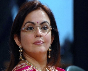 Nita Ambani launches social media platform Her Circle for women