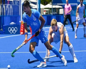 No time for disappointment, have to focus on bronze medal match: skipper Manpreet and Sreejesh