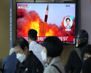 North Korea fires short-range missile to sea in latest test