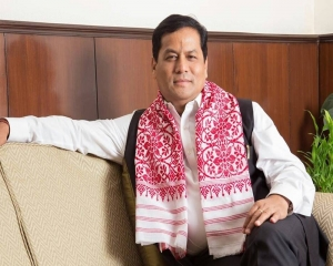 People blessed us, BJP to retain power in Assam: Sonowal
