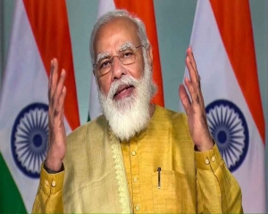 PM Modi turns 71; president, ministers extend wishes