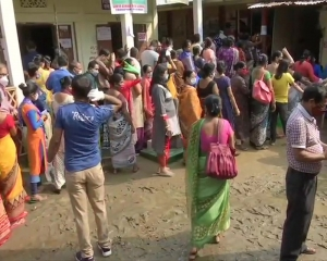 Polling begins for 39 seats in second phase of Assam elections