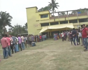 Polling begins for 44 seats in fourth phase of Bengal elections