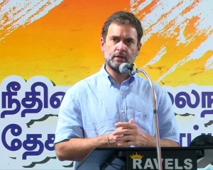 Rahul attacks Modi over Sino-India standoff; says Chinese know PM is 'scared'
