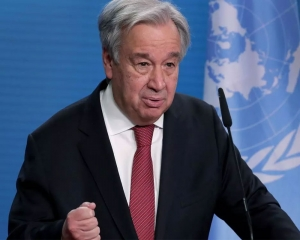Recent surges of COVID-19 in India, S America left people gasping for breath before our eyes: UN chief