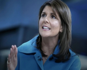 Republican leaders, including Nikki Haley, call for US boycott of 2022 Winter Olympics