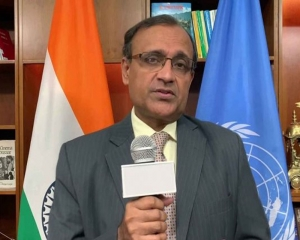 Restoring democratic order should be the priority of all stakeholders in Myanmar: India at UNGA