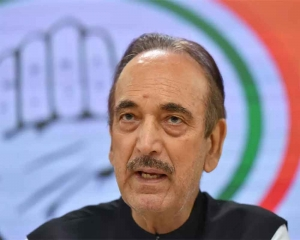 Retired from Rajya Sabha not politics, will continue my fight for JK statehood: Azad