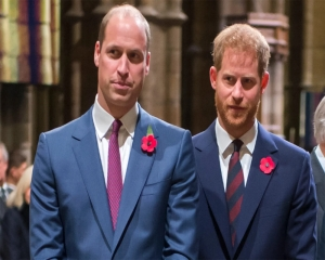 Royal funeral offers chance for William, Harry to reconcile