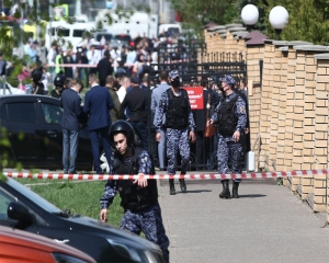 Russian media: 11 killed in a school shooting in Kazan
