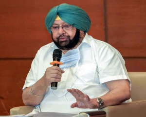 Scrap farm laws, talk to farmers to find the way forward: Amarinder to Centre