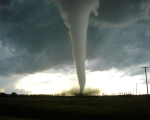 Seven killed, over 230 injured after 2 tornados strike Chinese cities