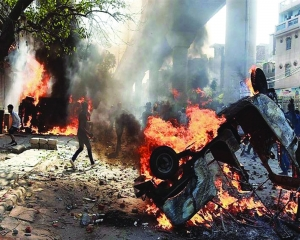State has blurred line between 'right to protest', 'terrorist activity': HC