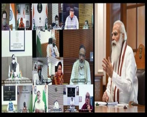 Stay in touch with people, take their feedback: PM to Union ministers