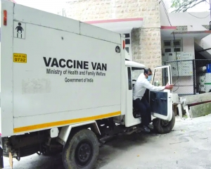 Supply chain strategies to manage vaccination