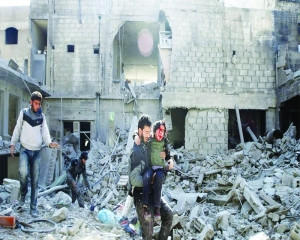 Syrian quagmire: How long and for what?