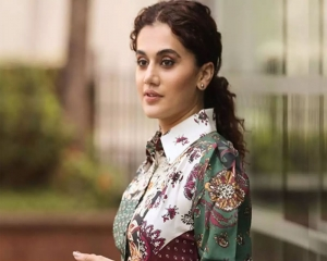Taapsee Pannu: Sports stars are actually the real heroes for me