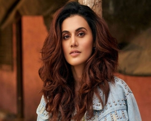 Taapsee Pannu breaks silence on I-T raids