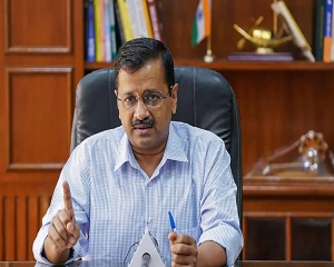 Team India must come together to fight COVID-19: Delhi CM Kejriwal
