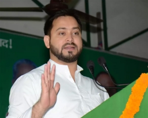 Tejashwi tables report on criminal cases against ministers, JD(U) counters