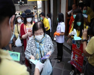Thailand's new cases exceed 2,000, set record