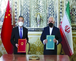 The China-Iran deal is more than just oil