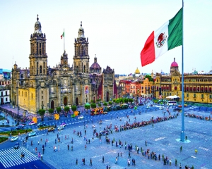 The conquest of Mexico: Some history is inevitable