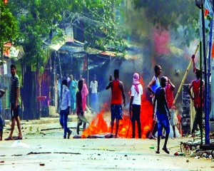 The culture of political violence in India is not new