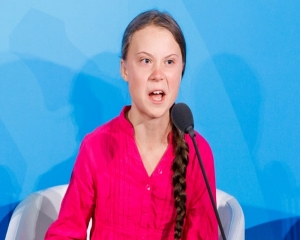 Thunberg: 'We will not accept' giving up on limiting warming
