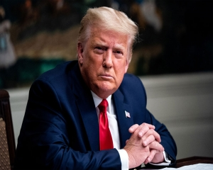 Trump's Facebook account suspended for 2 years