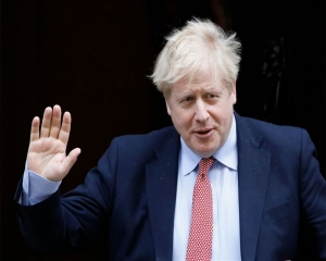 UK PM Johnson to shorten his India trip due to pandemic