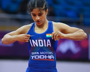 Vinesh Phogat's angry outburst for physio not getting accreditation