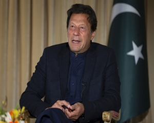 We stand with Gaza, we stand with Palestine: Pak PM Imran Khan