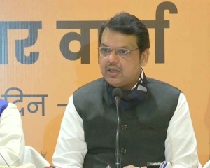 Why lie on SC order on national task force, Fadnavis asks Sena