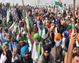 Will not participate in meetings of court-appointed committee: Farmers unions to SC