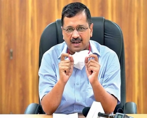 Will tricolour be hosted in Pakistan if not in India: Kejriwal hits out at opposition parties