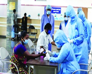 With law for healthcare workers, reforms continue unabated