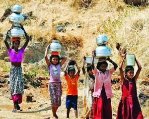 Women's participation missing in water resource management