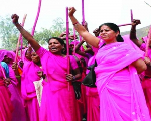 Women's rights: Where the mind is without fear