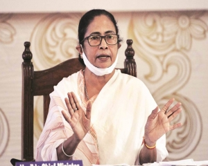 Would have taken part in COVID meeting between PM Modi, CMs had I been invited: Mamata