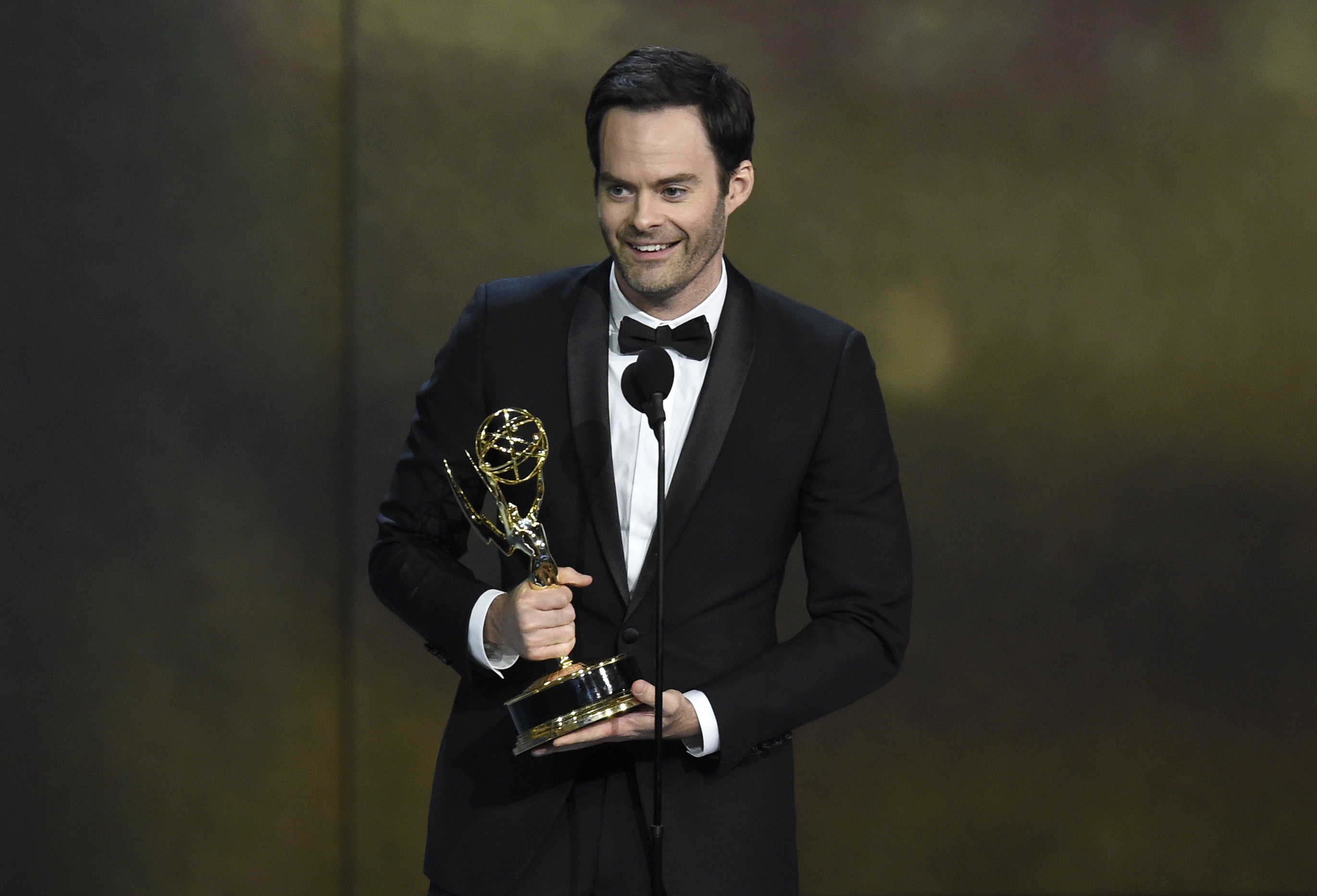 Outstanding Lead Actor in a Comedy Series 2018 - Bill Hader as Barry in Barry