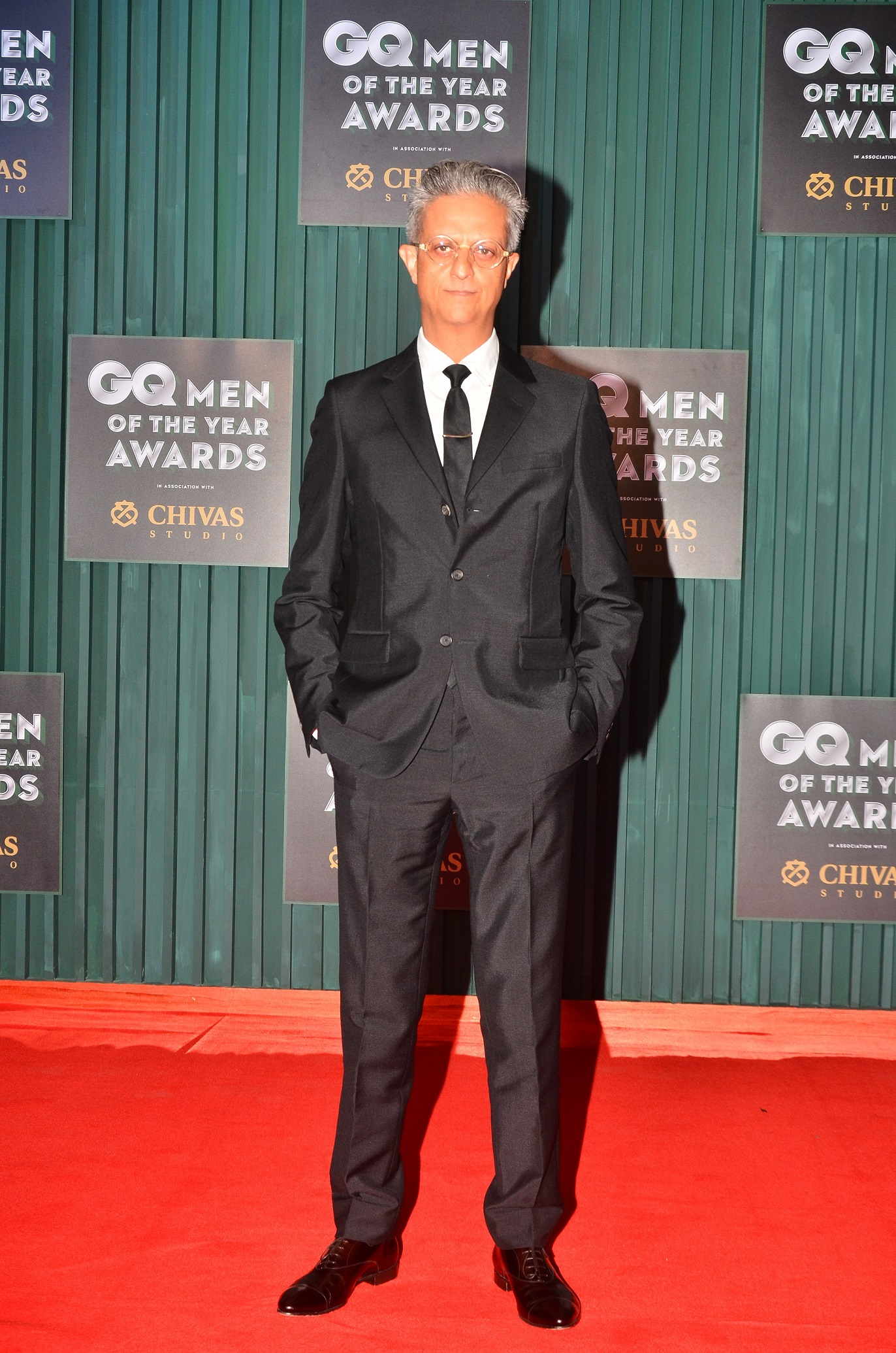 Winner - Lifetime Achievement, Max Vadukul at the GQ Men of The Year Awards 2018