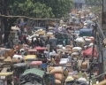 Today's Photo : Huge crowd at Khari Baoli market after the reopen of lockdown in New Delhi