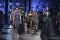 Today's Photo : Models walk the ramp at India Fashion Week