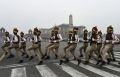 Today's Photo: IAF personnel during the rehearsal for the upcoming Republic Day parade